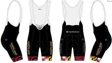 Maryland Cycling Classic Bib-Short - Men's Active/Competitive