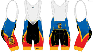 Breakaway Bib-Short Men's - Canton Cartel