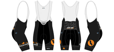 Breakaway Bib-Short Men's - Goldstate Series Event Bib Shorts