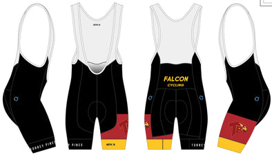Breakaway Bib-Short Men's - Torrey Pines Falcons