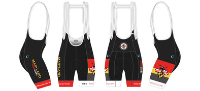 Breakaway Bib-Short Women's - Maryland Meadworks