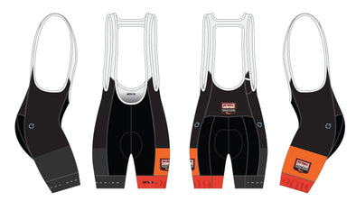 Breakaway Bib-Short Women's - Bubba Trophy Series
