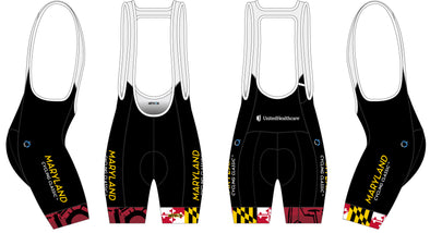 Maryland Cycling Classic Bib-Short - Women's Active/Competitive