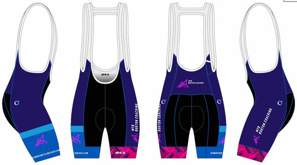 Breakaway Bib-Short Women's - MTB Burton Coaching