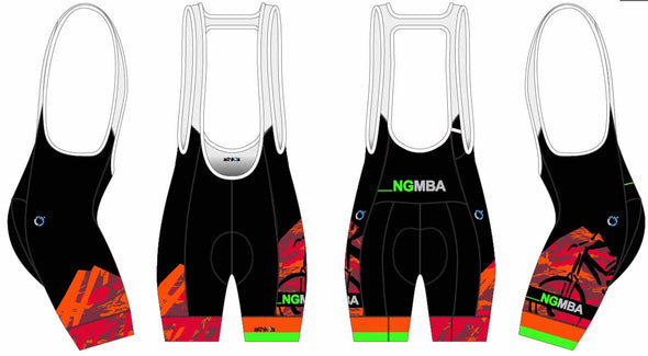 Breakaway Bib-Short Women's - NGMBA