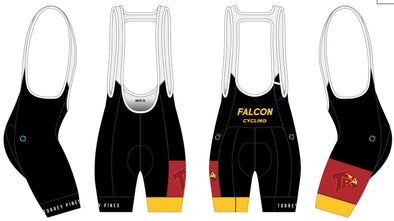 Breakaway Bib-Short Women's - Torrey Pines Falcons
