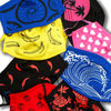 Athlos Face Covers - Designer Printed - Adult Size - (Pack of 3)