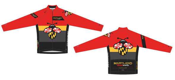Breakaway Long Sleeve Jersey Women - Maryland Meadworks
