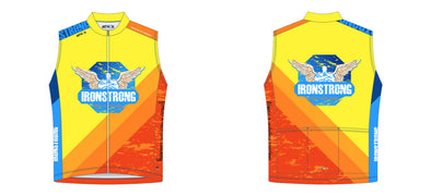 Squad One Sleeveless Jersey Mens - Ironstrong