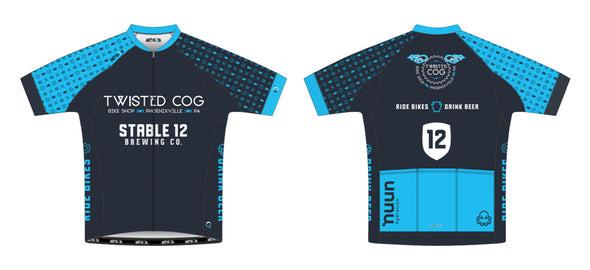Breakaway Jersey Men's - Twisted Cog
