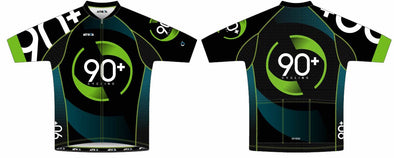 Split-Zero Draft Jersey Men's  - 90+ Cycling