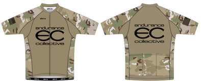 Split-Zero Draft Jersey Men's  - Endurance Collective Camo