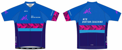 Split-Zero Draft Jersey Men's  - MTB Burton Coaching