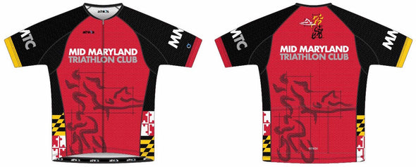 Split-Zero Feather Jersey Men's - Mid MD Tri