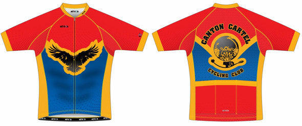Split-Zero Draft Jersey Women's - Canton Cartel