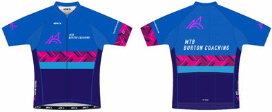 Split-Zero Draft Jersey Women's - MTB Burton Coaching