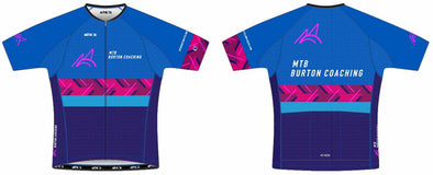 Split-Zero Feather Jersey Women's - MTB Burton Coaching