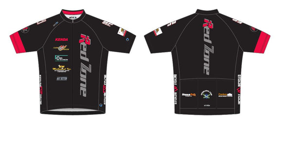 Squad-One Jersey Women's - Red Zone Racing