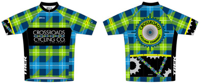 Squad-One Jersey Mens - Crossroads Cycling Co.
