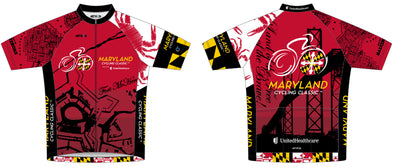 Maryland Cycling Classic Jersey  - Men's Casual/Active