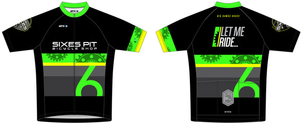 Squad-One Jersey Mens - Sixes Pit
