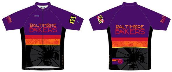 Squad-One Jersey Women's - Baltimore Bikers