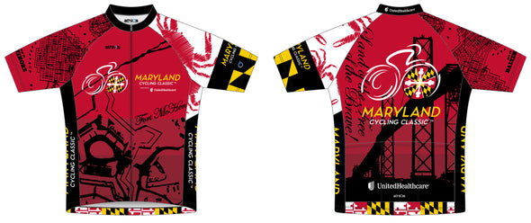Maryland Cycling Classic Jersey  - Women's Casual/Active