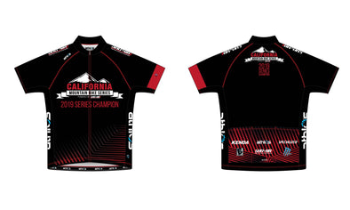 Squad One Youth Jersey - CA MTB Series Champion