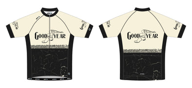 Breakaway Jersey Women's - Goodyear Retro