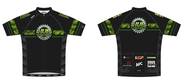 SQUAD-ONE Jersey Mens - The Hub-C'Ville Bikes