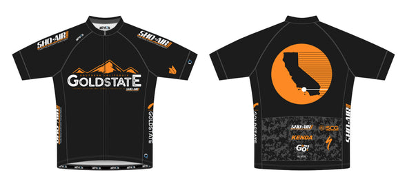 Breakaway Jersey Men's - Goldstate Series Jersey