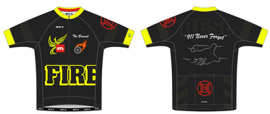 Breakaway Volta Jersey Men's - Atlanta Fire and Rescue