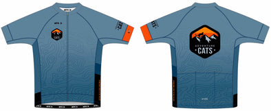 Breakaway Volta Jersey Men's - Adventure Cats