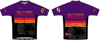 Breakaway Volta Jersey Men's - Baltimore Bikers