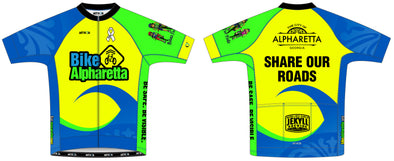Breakaway Volta Jersey Men's - Bike Alpharetta