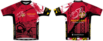 Maryland Cycling Classic Jersey  - Men's Active/Competitive