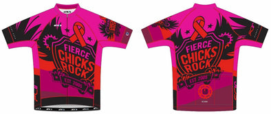 Breakaway Volta Jersey Men's - Fierce Chicks