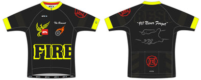 Breakaway Volta Jersey Women's - AAtlanta Fire and Rescue