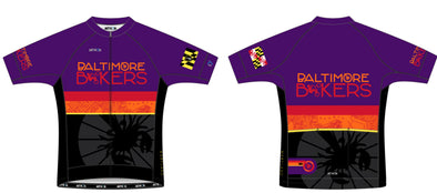 Breakaway Volta Jersey Women's - Baltimore Bikers