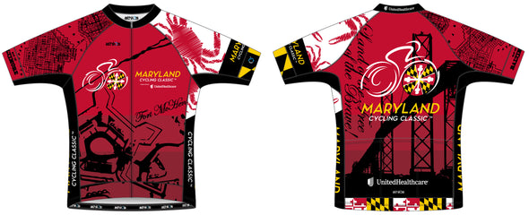 Maryland Cycling Classic Jersey  - Women's Active/Competitive