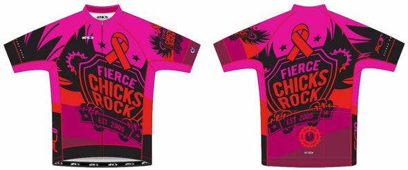 Breakaway Volta Jersey Women's - Fierce Chicks