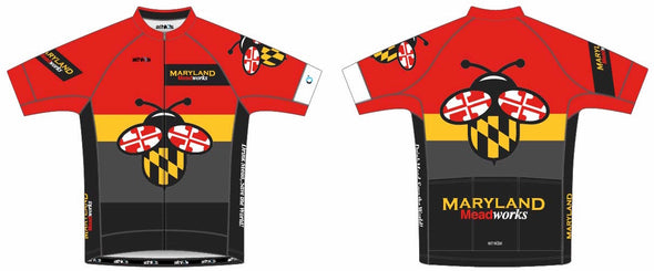Breakaway Volta Jersey Women's - Maryland Meadworks