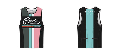 Chronos Tri Jersey Women's - Rebels