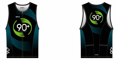 Chronos Tri Jersey Men's - 90+ Cycling