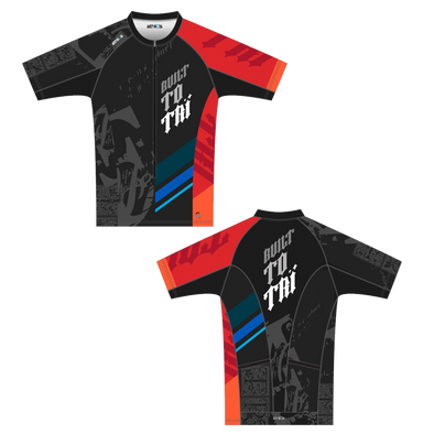Chronos Tri Jersey Short Sleeve Men's