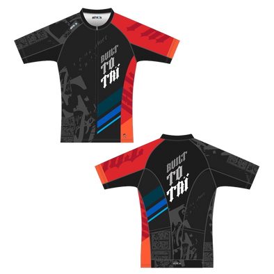 Chronos Tri Jersey Short Sleeve Women's