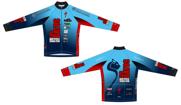 Breakaway Long Sleeve Jersey Men - Los Gatos