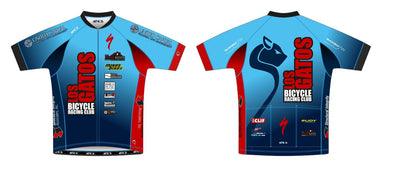 Split-Zero Jersey Men's - Los Gatos