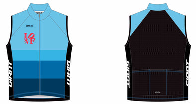 Elements Race Vest Men's - Lion of Flanders