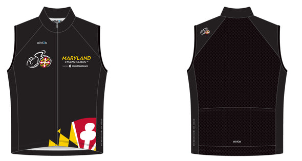 Maryland Cycling Classic Limited Edition Race Vest